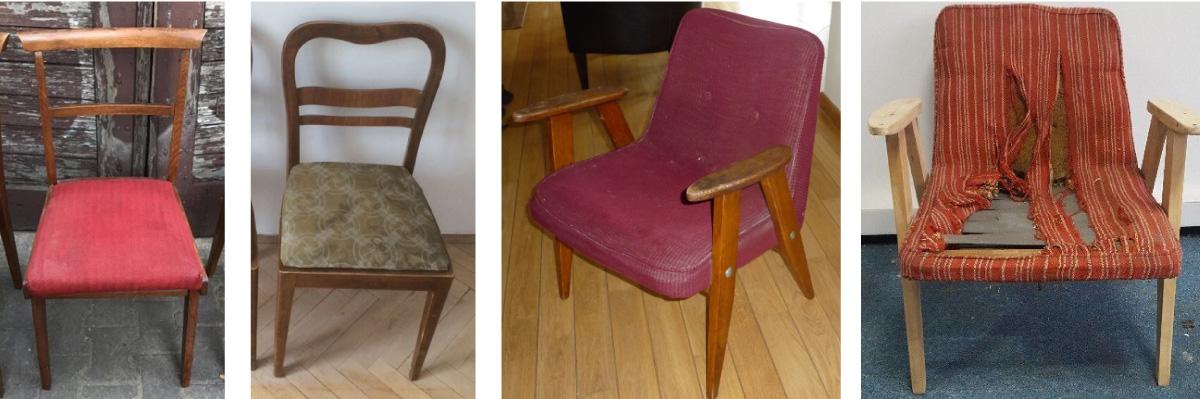Kupie krzesła i fotele z czasów PRL Nasze Otoczenie